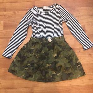 Used crewcut dress size 4